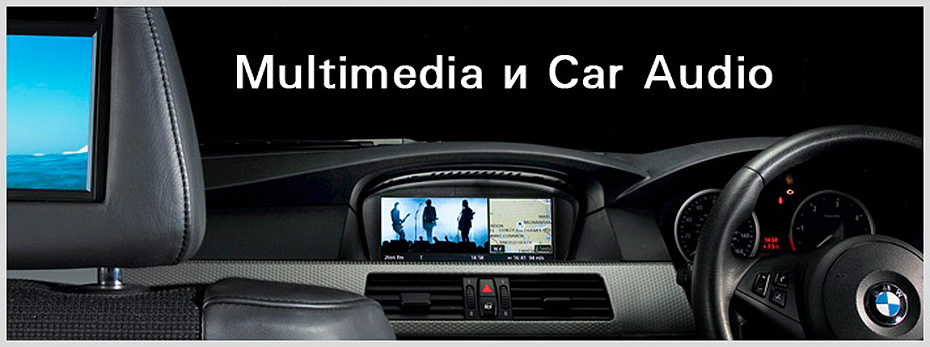 Multimedia car audio
