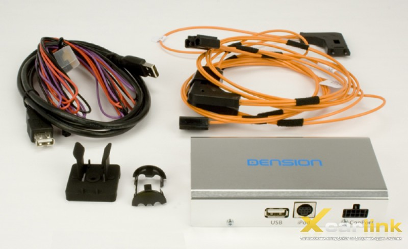 Dension Gateway Lite D2B за Mercedes