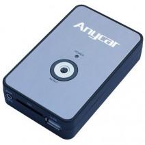 AnyCarLink автомобилен интерфейс за интеграция на USB, SD, AUX, Bluеtooth към автомобил Skoda