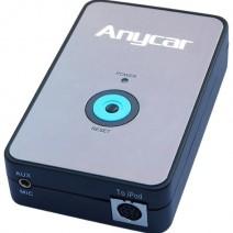 AnyCarLink автомобилен интерфейс за интеграция на iPod, iPhone и Bluеtooth към автомобил Peugeot
