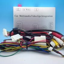 BMW iDrive Мултимедия Видео Интерфейс за 2009> CIC