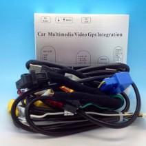Mercedes Command NTG 4 Мултимедия Видео Интерфейс