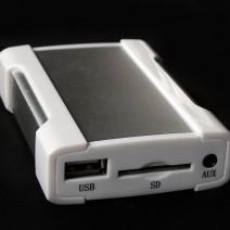 XCarLink Всичко в Едно USB, SD, AUX, iPod, iPhone MP3 Интерфейс за Citroen