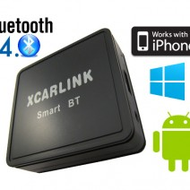 XCarLink Bluetooth Безжичен интерфейс за Музика и Handsfree за Renault