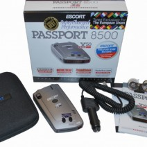ESCORT Passport 8500x50 EURO Антирадар / Радар детектор
