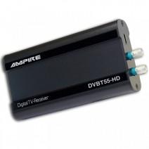Цифров ТВ тунер DVB-T MPEG-4 с USB и HDMI - AMPIRE DVB-T55 HD